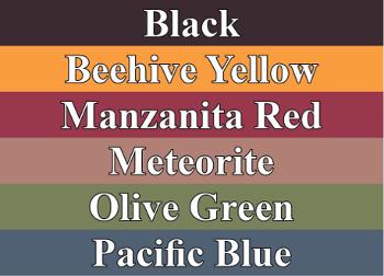 T-Shirt Color Choices