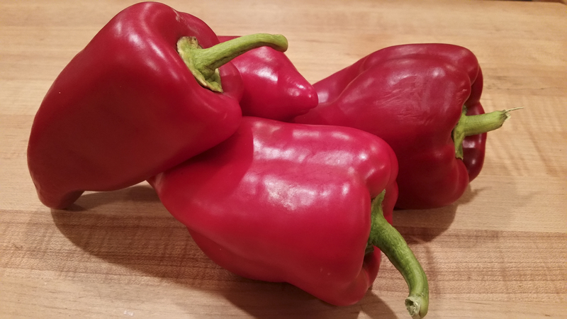 Italian Red Heart (Peppers)