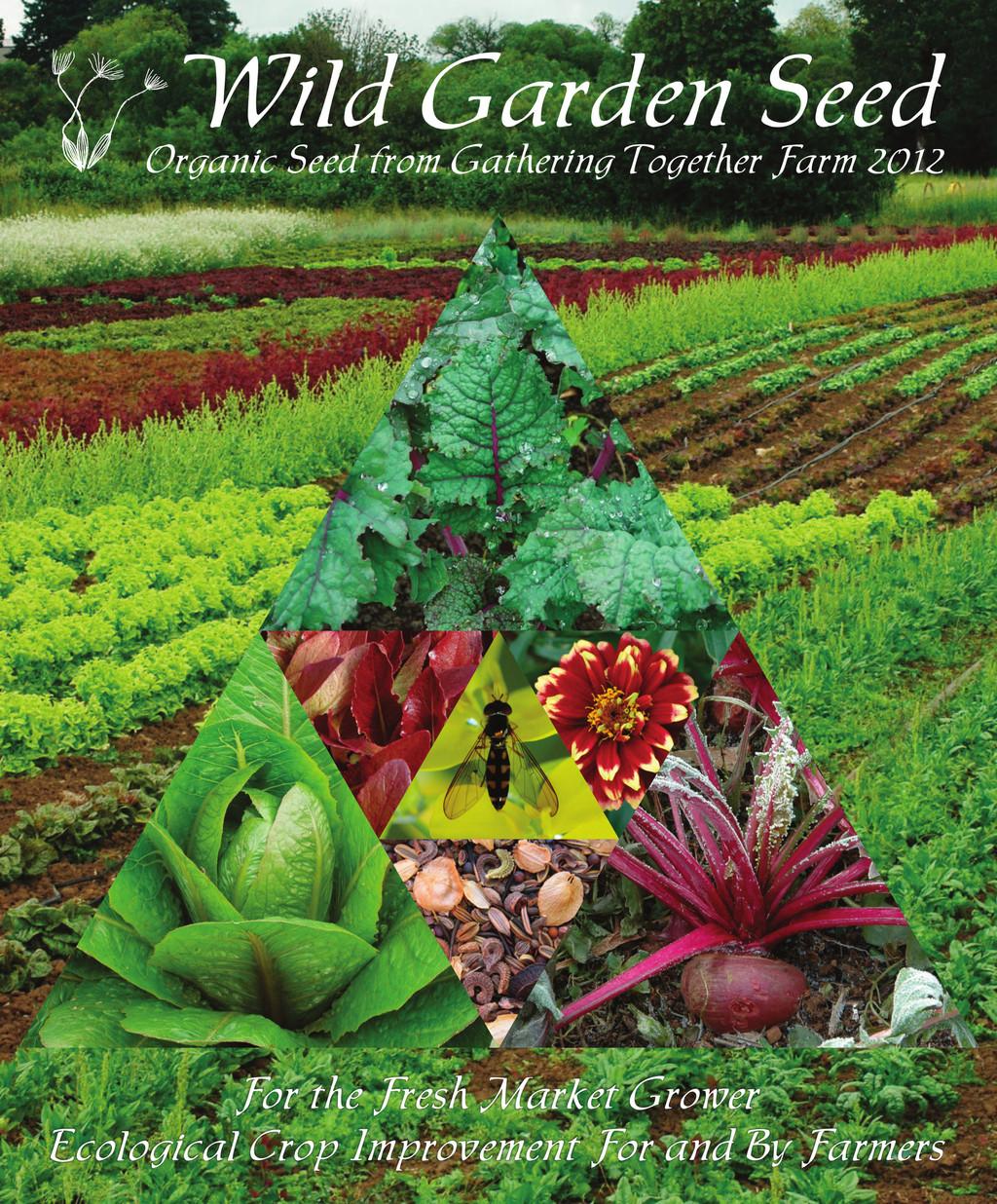 Wild Garden Seed Wild Garden Seed Catalogs